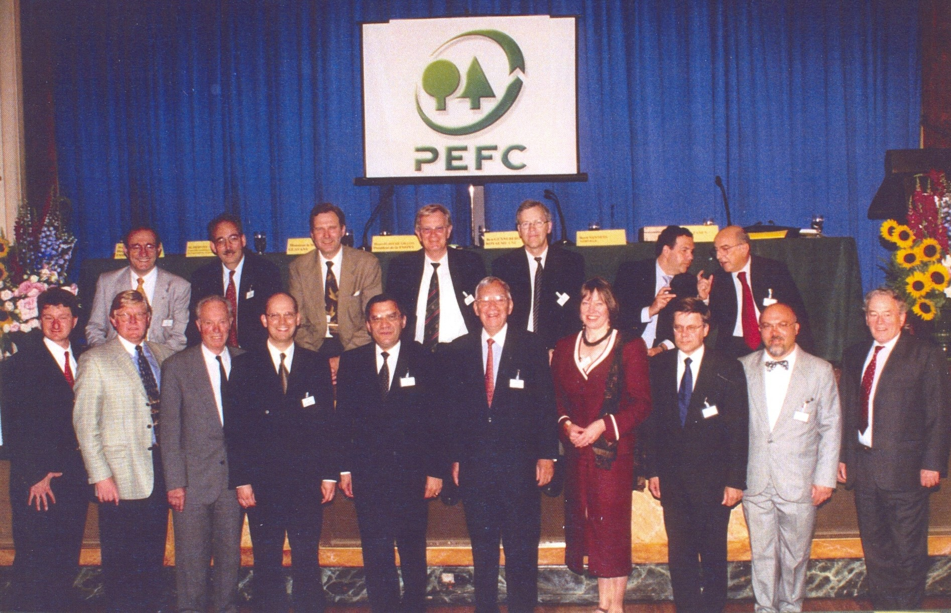 PEFC 20th anniversary: a year of celebrations